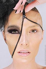 Chantal Sauvignon makeup artist. makeup by makeup artist Chantal Sauvignon. Photo #89360