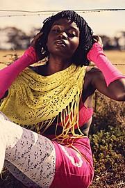 Chantelle Baker makeup artist. Work by makeup artist Chantelle Baker demonstrating Fashion Makeup.Fashion Makeup Photo #79164