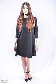 Chara Lampropoulou model (Χαρά Λαμπροπούλου μοντέλο). Photoshoot of model Chara Lampropoulou demonstrating Fashion Modeling.Fashion Modeling Photo #167920