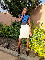 I have strong interest in modeling ready to learn more skills about it. Am tall dark and lovely. I am an undergraduate studying bachelor of
