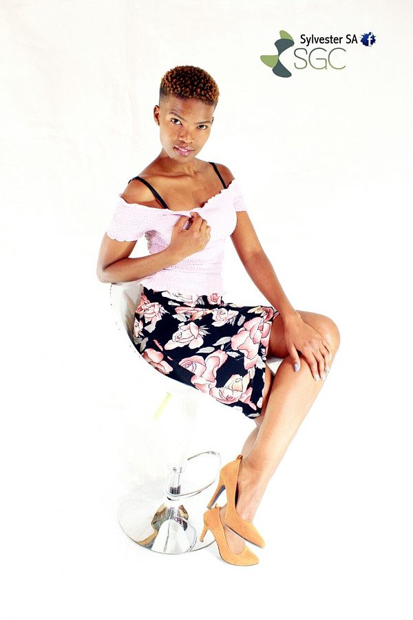 Charmaine Kekana Model