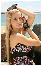 Chelsea Anne Lewis model. Photoshoot of model Chelsea Anne Lewis demonstrating Face Modeling.Face Modeling Photo #85440