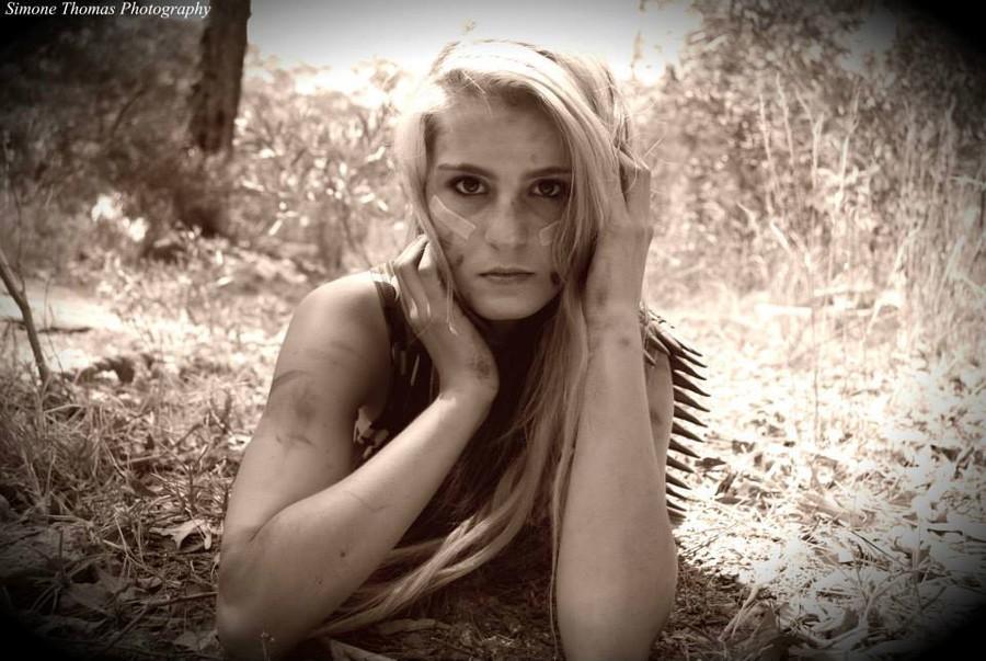 Chelsea Anne Lewis model. Modeling work by model Chelsea Anne Lewis. Photo #85444