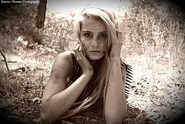 Chelsea Anne Lewis model. Modeling work by model Chelsea Anne Lewis. Photo #154184