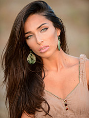 Model And Actress is a model and actress from San Diego, Ca. As a model she has worked with companies like Neff, Make Up Forever, Def Jam, W