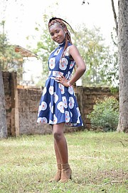 Siso is a model currently based in Mombasa KE. She has the title of Miss Machakos Institute of Technology, she is specifically a runway and