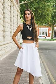 Chiara Fragomeni model. Photoshoot of model Chiara Fragomeni demonstrating Fashion Modeling.Fashion Modeling Photo #131745