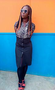 Chidimma Ogbodo Model