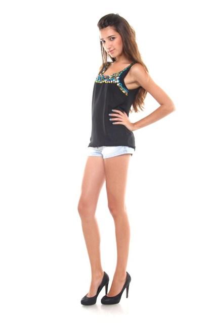 Christelle Amber Model