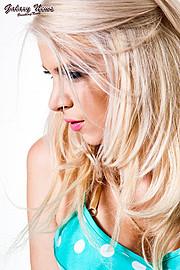 Christiana Karnezi model (Χριστιάνα Καρνέζη μοντέλο). Photoshoot of model Christiana Karnezi demonstrating Face Modeling.Face Modeling Photo #115537