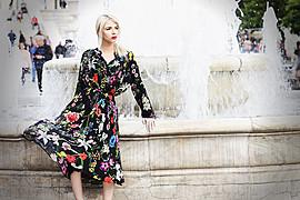 Christiana Karnezi model (Κλεοπάτρα Χριστιάνα Καρνέζη μοντέλο). Photoshoot of model Christiana Karnezi demonstrating Fashion Modeling.Fashion Modeling Photo #179543