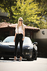 Christiana Karnezi model (Κλεοπάτρα Χριστιάνα Καρνέζη μοντέλο). Photoshoot of model Christiana Karnezi demonstrating Fashion Modeling.Fashion Modeling Photo #188803