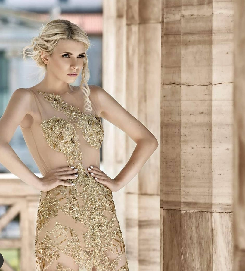 Christiana Karnezi model (Κλεοπάτρα Χριστιάνα Καρνέζη μοντέλο). Photoshoot of model Christiana Karnezi demonstrating Fashion Modeling.Fashion Modeling Photo #223146