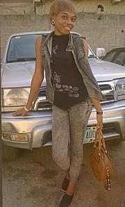 Christiana Ochigbo Model