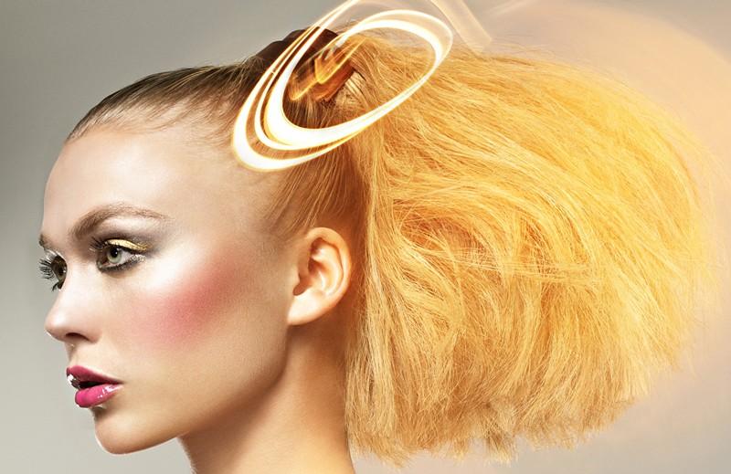 Christina Lutz makeup artist (maquilleur), B Agency Paris creative artist agency. Work by makeup artist Christina Lutz demonstrating Beauty Makeup.Beauty Makeup Photo #55592