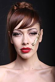 Christina Roussi makeup artist (μακιγιέρ). Work by makeup artist Christina Roussi demonstrating Beauty Makeup.Beauty Makeup Photo #82345