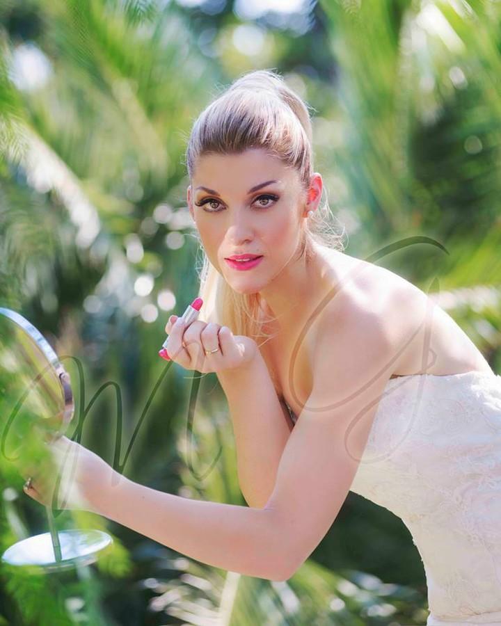 Christina Roussi makeup artist (μακιγιέρ). makeup by makeup artist Christina Roussi. Photo #82352