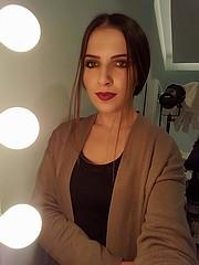 Christine Gravia makeup artist (μακιγιέρ). Work by makeup artist Christine Gravia demonstrating Beauty Makeup.Beauty Makeup Photo #227112