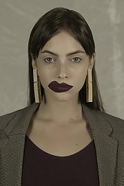 Christine Gravia makeup artist (μακιγιέρ). Work by makeup artist Christine Gravia demonstrating Beauty Makeup.Beauty Makeup Photo #227135