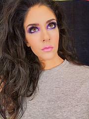 Christine Gravia makeup artist (μακιγιέρ). Work by makeup artist Christine Gravia demonstrating Beauty Makeup.Beauty Makeup Photo #228802