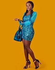Christine Njeri Model