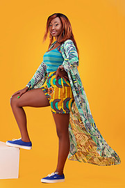Christine Njeri model. Photoshoot of model Christine Njeri demonstrating Fashion Modeling.Fashion Modeling Photo #224310