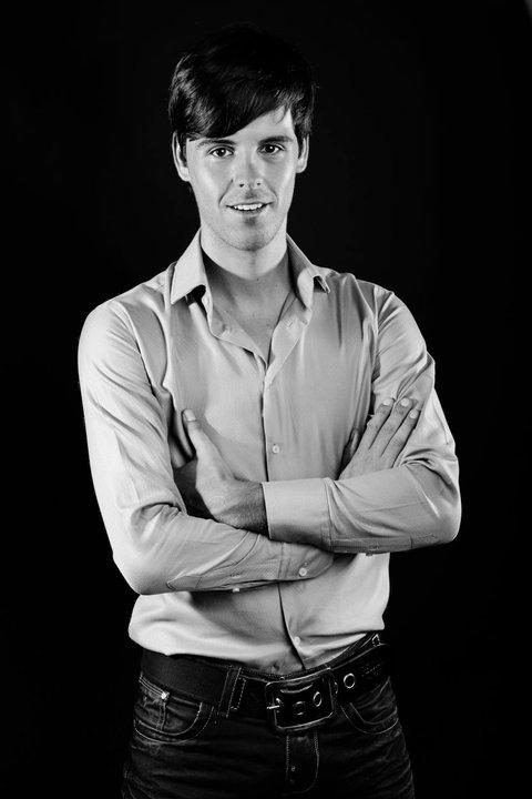 Christophe Daem model. Photoshoot of model Christophe Daem demonstrating Face Modeling.Face Modeling Photo #70449