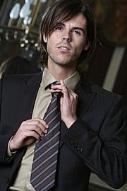 Christophe Daem model. Photoshoot of model Christophe Daem demonstrating Face Modeling.Face Modeling Photo #70460