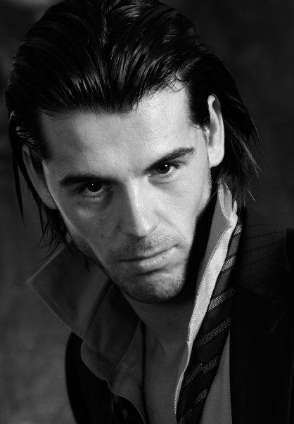 Christophe Daem model. Photoshoot of model Christophe Daem demonstrating Face Modeling.Face Modeling Photo #70461