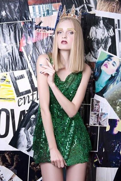 Christos Mazurek makeup artist & hair stylist (μακιγιέρ & κομμωτής). Work by makeup artist Christos Mazurek demonstrating Fashion Makeup in a photoshoot of Daan Broeze - Ace Models - Official.photo: Despina Zitakimakeup & hair : Christos Mazurekmod
