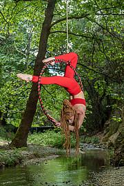 Christos Papavasiliou photographer (φωτογράφος). photography by photographer Christos Papavasiliou.Aerial Dance with Vera Photo #222742