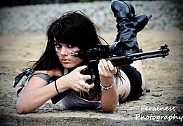 Christy Hurley model. Photoshoot of model Christy Hurley demonstrating Body Modeling.Body Modeling Photo #78428