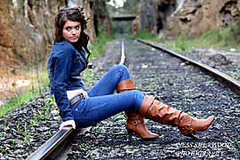 Christy Hurley model. Photoshoot of model Christy Hurley demonstrating Commercial Modeling.Commercial Modeling Photo #78429