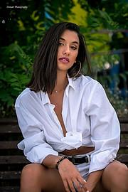 Chrysanthi Tsoukla model (μοντέλο). Photoshoot of model Chrysanthi Tsoukla demonstrating Fashion Modeling.Fashion Modeling Photo #223335