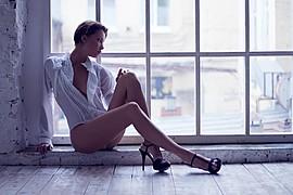 Chucha Babuchina model (модель). Photoshoot of model Chucha Babuchina demonstrating Fashion Modeling.Fashion Modeling Photo #103275