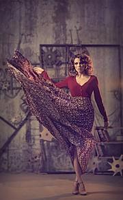 Chucha Babuchina model (модель). Photoshoot of model Chucha Babuchina demonstrating Fashion Modeling.Fashion Modeling Photo #103293