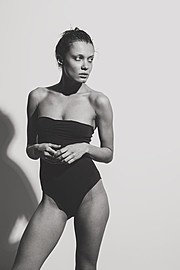 Chucha Babuchina model (модель). Photoshoot of model Chucha Babuchina demonstrating Body Modeling.model Oksana Chucha photograher Boris BugaevBody Modeling Photo #151955