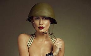 Chucha Babuchina model (модель). Photoshoot of model Chucha Babuchina demonstrating Body Modeling.Body Modeling Photo #103260