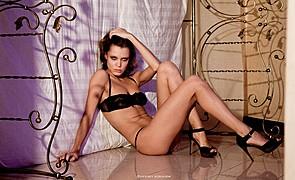 Chucha Babuchina model (модель). Photoshoot of model Chucha Babuchina demonstrating Body Modeling.Body Modeling Photo #103351