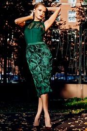 Chucha Babuchina model (модель). Photoshoot of model Chucha Babuchina demonstrating Fashion Modeling.Fashion Modeling Photo #190865