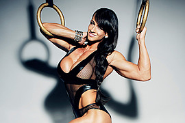 Cindy Landolt Fitness Model