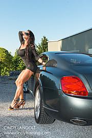 Cindy Landolt fitness model. Photoshoot of model Cindy Landolt demonstrating Commercial Modeling.Marcus ErnstCommercial Modeling Photo #94933