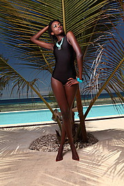 Ciru Maina model. Ciru Maina demonstrating Fashion Modeling, in a photoshoot by Jon Lee.Photographer: Jon LeeFashion Modeling Photo #103379