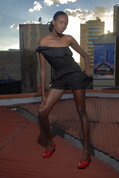 Ciru Maina model. Photoshoot of model Ciru Maina demonstrating Fashion Modeling.Fashion Modeling Photo #70030