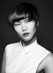 City Paris modeling agency (agence de mannequins). Women Casting by City Paris.model: gwen luWomen Casting Photo #188428