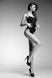 Claudia Marusanici model & photographer. Photoshoot of model Claudia Marusanici demonstrating Fashion Modeling.Photo: Matusciac AlexandruMake-up: Andreea SmoleanFashion Modeling Photo #131735