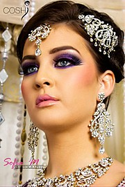 Coshi makeup artist. makeup by makeup artist Coshi. Photo #45728