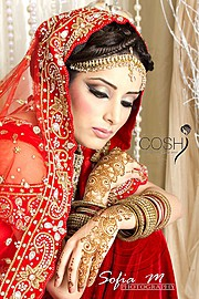 Coshi makeup artist. makeup by makeup artist Coshi. Photo #45916