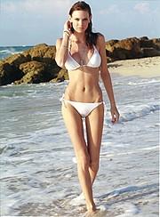 Courtney O'Connor model. Photoshoot of model Courtney O Connor demonstrating Body Modeling.Body Modeling Photo #165744