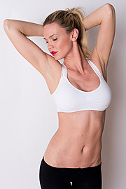 Courtney O'Connor model. Photoshoot of model Courtney O Connor demonstrating Body Modeling.Body Modeling Photo #165759